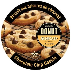 Authentic Donut Shop Chocolate Chip coffee, Keurig Compatible