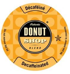 Authentic Donut Shop Decaf, Keurig, Single Serve Coffee