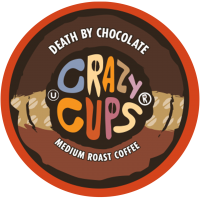 Crazy Cups Death By Chocolate, Single Serve Coffee