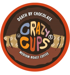 Crazy Cups Death By Chocolate Coffee