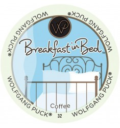 Wolfgang Puck Breakfast in Bed, Single Serve Coffee
