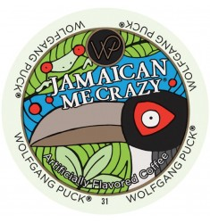 Wolfgang Puck Jamaican Me Crazy, Single Serve Coffee