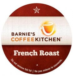 Barnie's Coffee French Roast, Keurig® 2.0 Compatible
