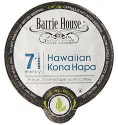 Barnie's Coffee Hawaiian Kona Blend, Single Serve