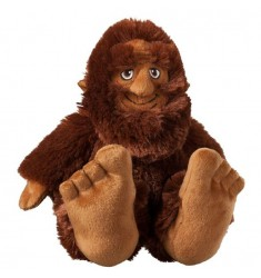 Buy Any 4 Boxes of Sip of Seattle & Get a Bigfoot Plush FREE