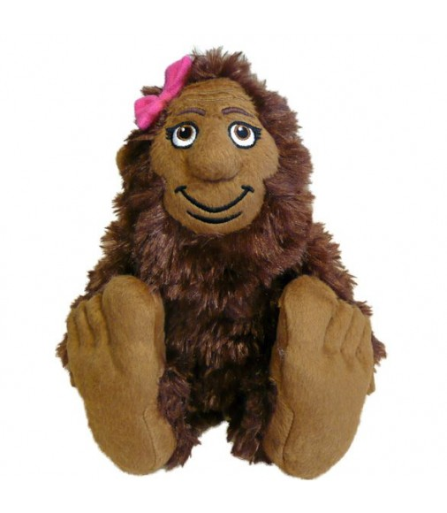 Buy Bigfoot Plush Female and get a free box of Sip of Seattle