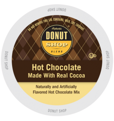Authentic Donut Shop Hot Chocolate