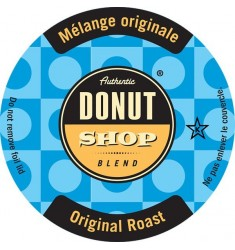 Authentic Donut Shop Original Roast Keurig, Single Serve Coffee