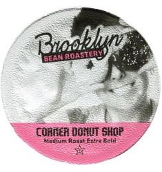 Brooklyn Bean Roastery, Corner Donut Shop Coffee