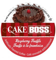 Cake Boss Raspberry Truffle Coffee
