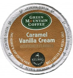 Green Mountain Caramel Vanilla Cream Coffee