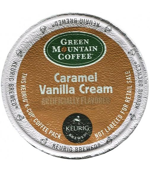 Green Mountain Caramel Vanilla Cream Coffee
