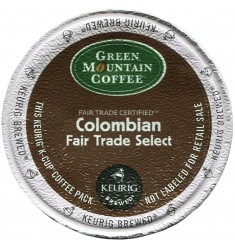 Green Mountain Colombian Fair Trade Select
