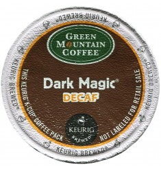 Green Mountain Dark Magic Decaf Extra Bold
