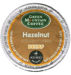 Green Mountain Hazelnut Decaf