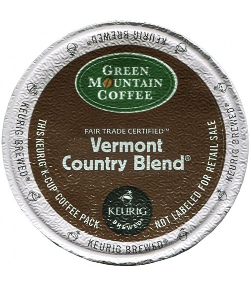Green Mountain Vermont Country Blend Coffee