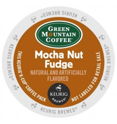Green Mountain Mocha Nut Fudge Coffee