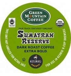 Green Mountain Sumatra Reserve Extra Bold