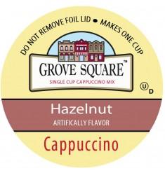 Grove Square Hazelnut Cappuccino