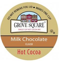 Grove Square Milk Chocolate