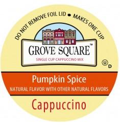Grove Square Pumpkin Spice Cappuccino