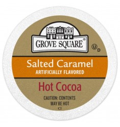 Grove Square Salted Caramel Hot Chocolate