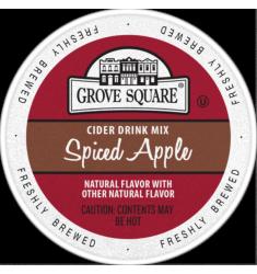 Grove Square Spiced Apple Cider