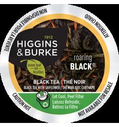 Higgins & Burke Roaring Black Loose Leaf Tea