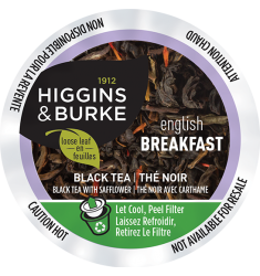 Higgins & Burke English Breakfast