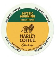 Marley Coffee Mystic Morning