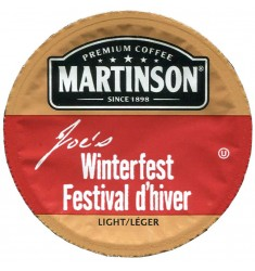 Martinson Joe's Winterfest Coffee