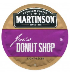 Martinson Donut Shop Blend Coffee