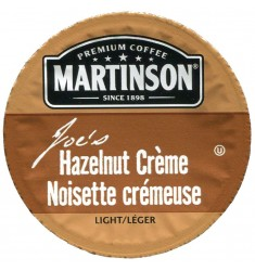 Martinson Joe's Hazelnut Créme Coffee