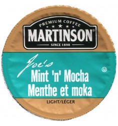 Martinson Joe's Mint 'N' Mocha Coffee
