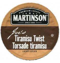 Martinson Joe's Tiramisu Twist Coffee