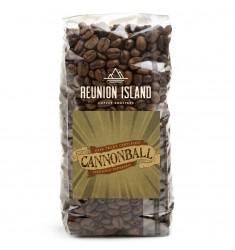 Reunion Island Organic Cannon Ball Espresso Whole Bean