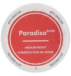 Second Cup Paradiso Medium Coffee