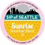 Sip of Seattle Sunrise Breakfast Blend Coffee