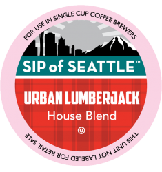 Sip of Seattle Urban Lumber Jack Coffee