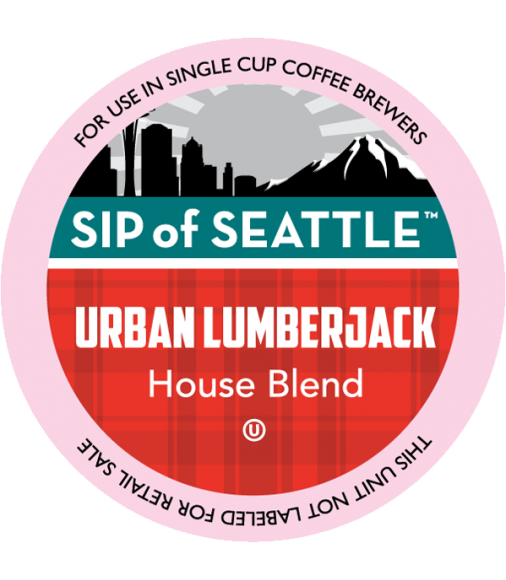 Sip of Seattle Urban Lumber Jack Coffee