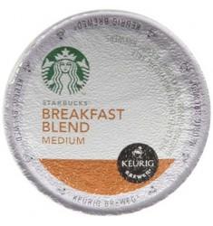 Starbucks Breakfast Blend, Single Serve Coffee