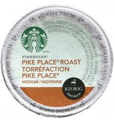Starbucks Pike Place, Single Serve Coffee