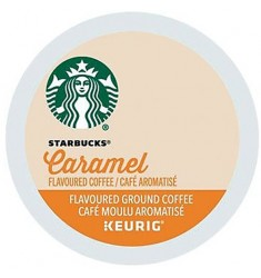 Starbucks Caramel Coffee, Single Serve