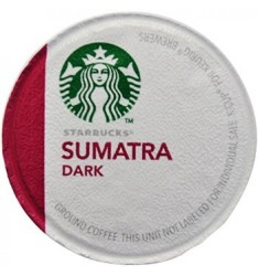 Starbucks Sumatra, Single Serve Coffee