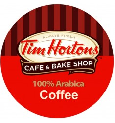 Tim Hortons Original Blend, Single Serve Coffee