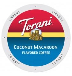 Torani Coconut Macaroon Coffee