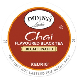 Twinings Decaf Chai Tea