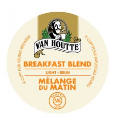 Van Houtte Breakfast Blend Coffee