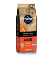 Zavida 12oz Amaretto Almond Whole Beans