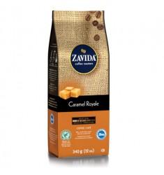 Zavida 12oz Caramel Royale Whole Beans